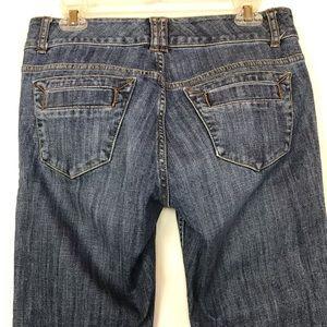 CAbi Jeans - CAbi Jeans Style 347 Medium Wash Straight Leg 8
